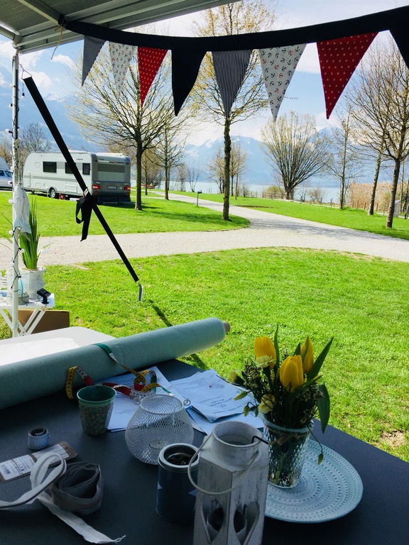 Camping Seefeldpark, Sarnen 9.-15. April 2018