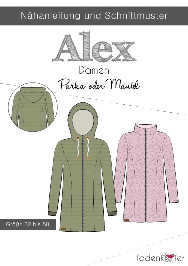 Alex, Parka/Mantel, Damen