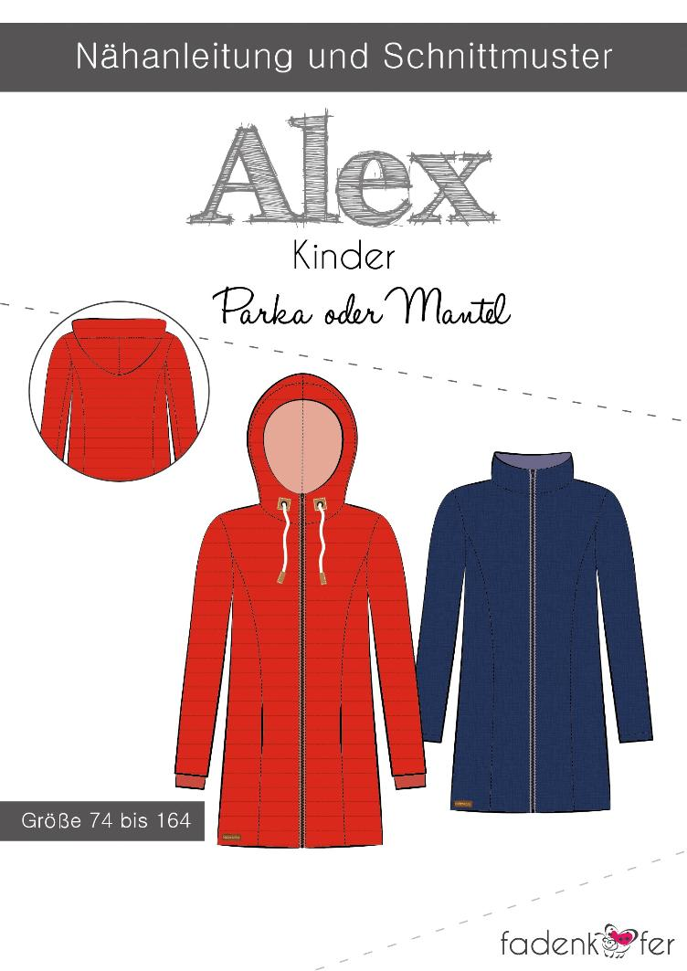 Alex, Parka/Mantel, Kinder