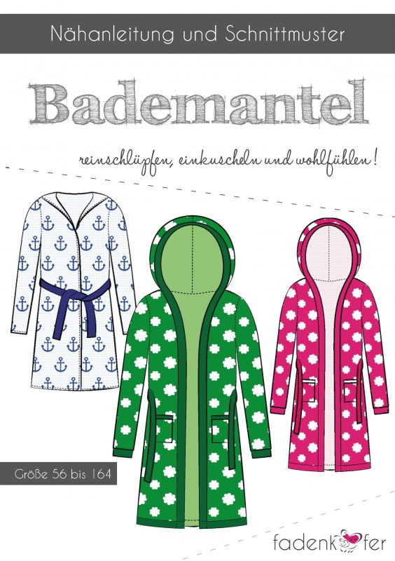 Bademantel