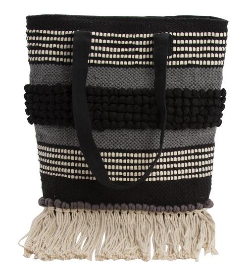Bag Berta, Black & Grey
