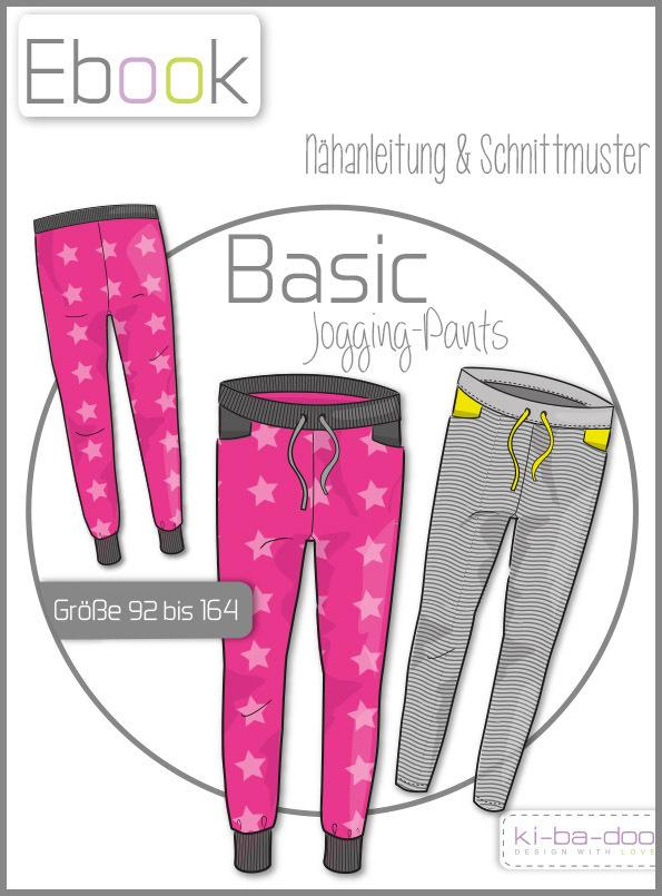 Basic Jogging-Pants