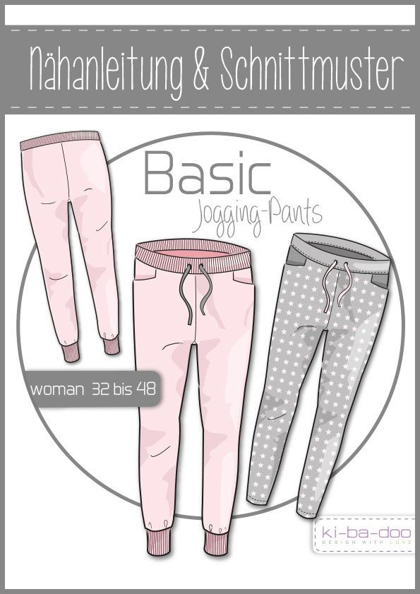 Basic Jogging Pants, Women
