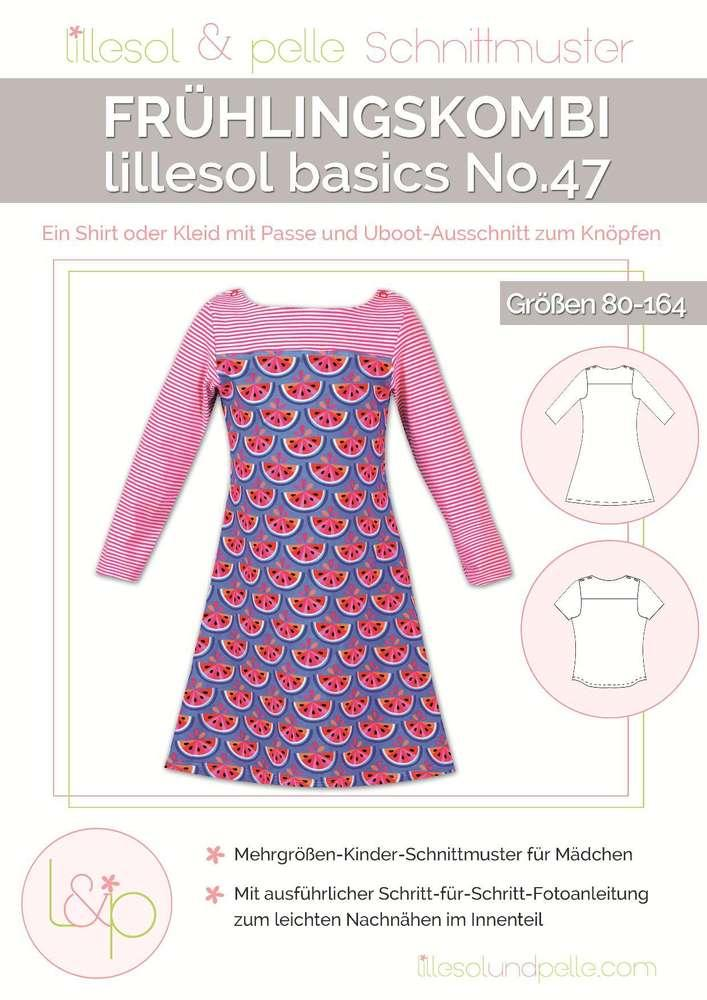 Basic Kleid, No. 47