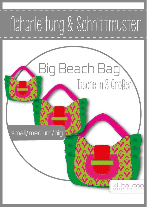 Beach Bag in 3 Grösse