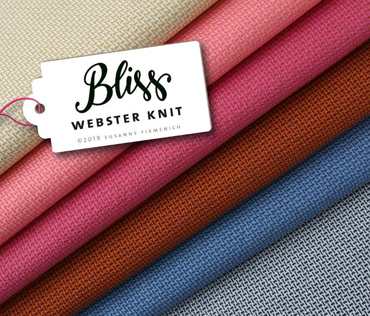 BLISS Webster Knit, Pink (3. Pos.)