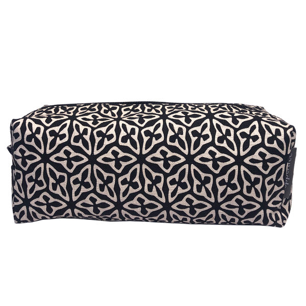 Cosmetic BAG, SEED BLACK