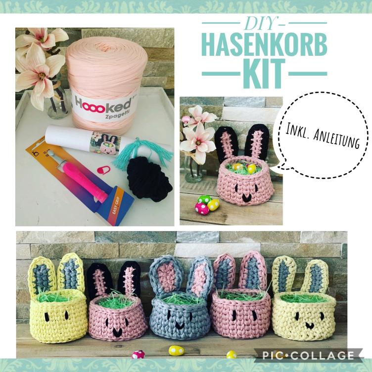 DIY-Hasenkorb KIT