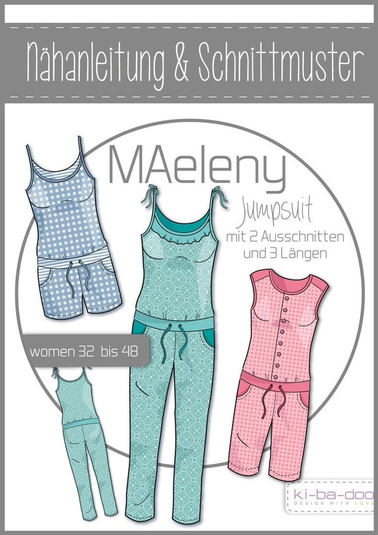 Jumpsuit, MAeleny, Woman