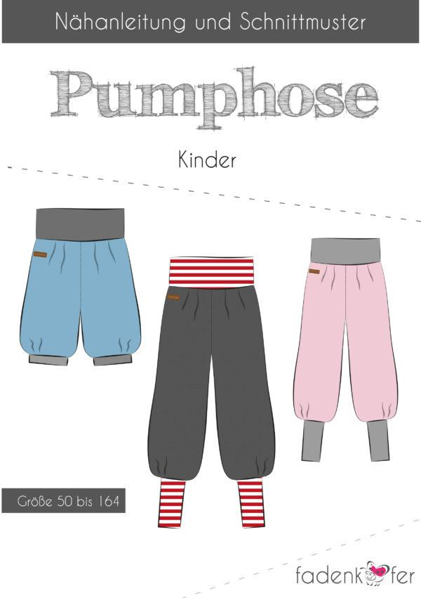 Pumphose, Kinder