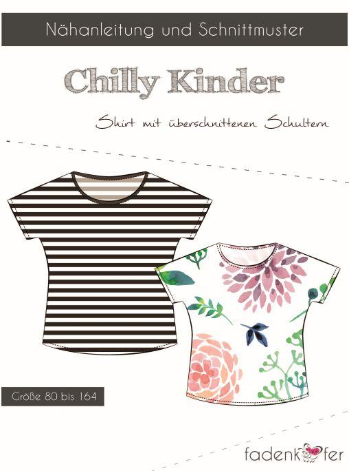 Shirt, Chilly Kinder