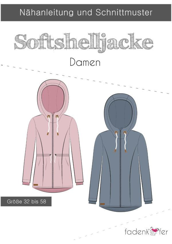 Softshelljacke, Damen