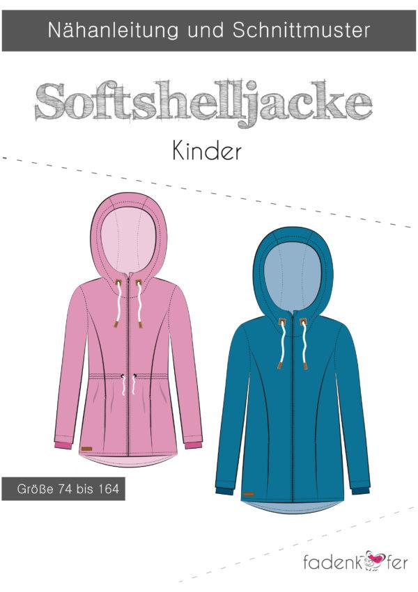Softshelljacke, Kinder