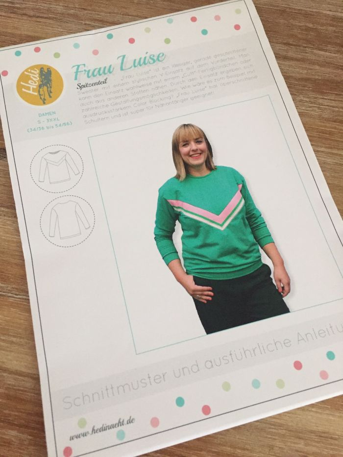 Sweater `Frau Luise` - 1