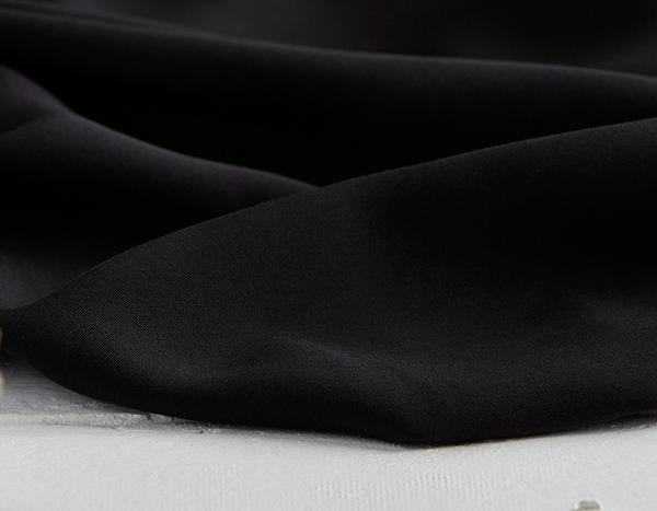 Tencel Twill Medium, Black