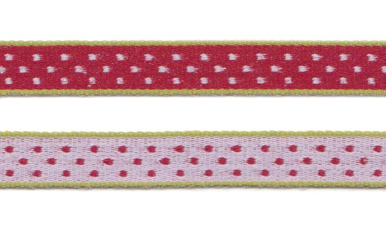 Webband, Dots Red